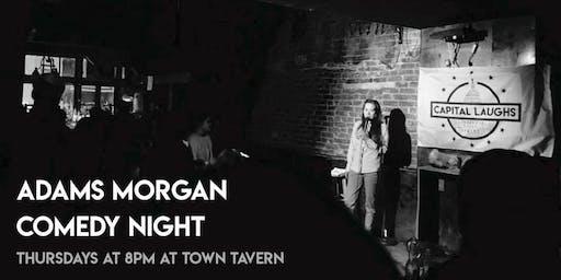 Adams Morgan Comedy Night (Stand-up Comedy)