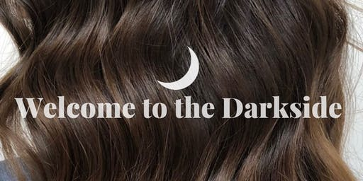 Welcome to the Darkside: Brunette Balayage, TX