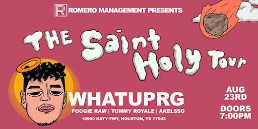 The Saint Holy TOUR (HOUSTON)