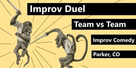 The Parker Players Present: Improv Duel! tickets