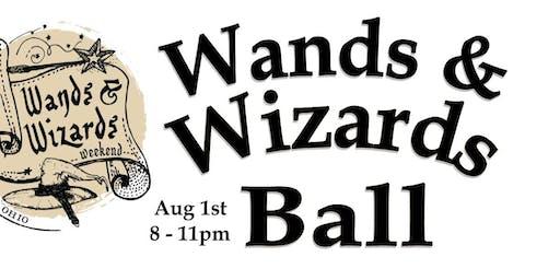 Wands & Wizards Ball