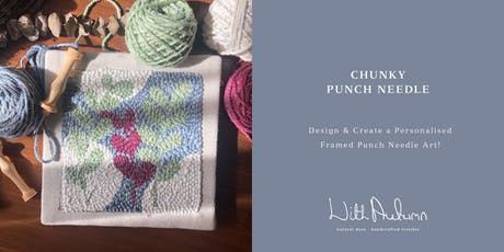 Oxford Punch Needle Workshop tickets