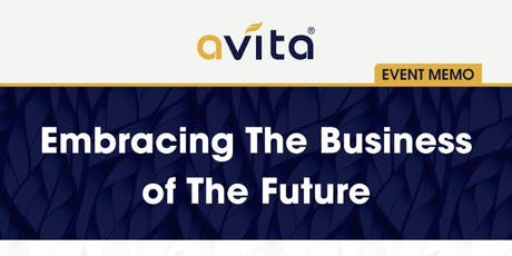 Embracing the Business of the Future  tickets