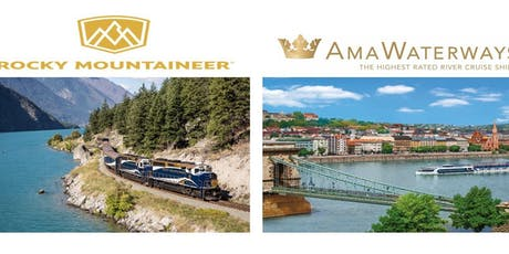 Rivers and Rails with AmaWaterways and Rocky Mountaineer!  tickets