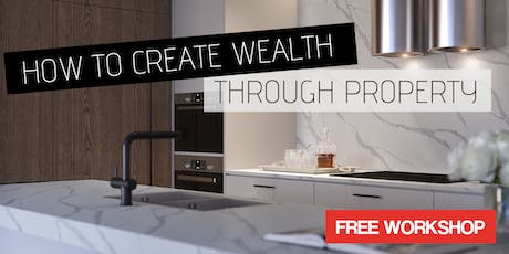 SA | How to Build Wealth with Property Seminar - Hackney tickets