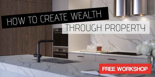 SA | How to Build Wealth with Property Seminar - Hackney