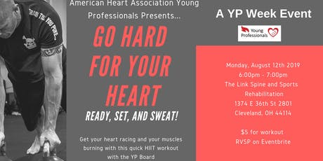 YP Week 2019: Go Hard For Your Heart  tickets