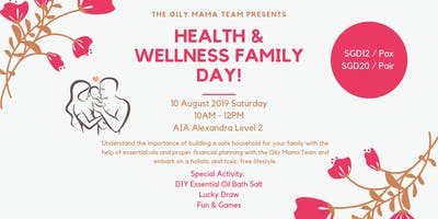 Health & Wellness Family Day!