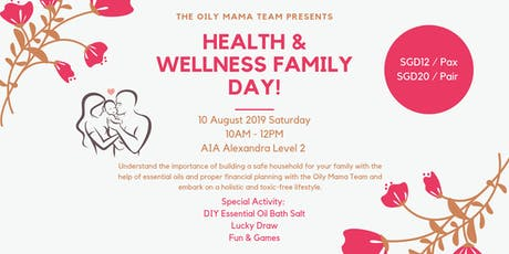 Health & Wellness Family Day! tickets