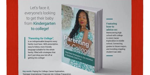 Book Launch | Parenting for College