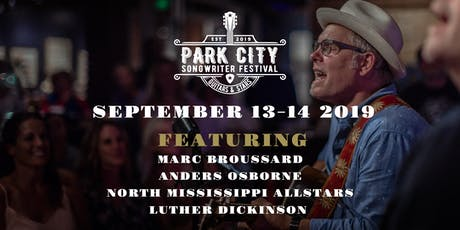 Park City Songwriter Festival tickets