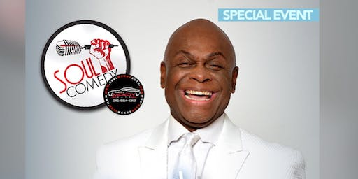 @SoulComedy starring MICHAEL COLYAR! 7.24.19