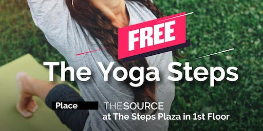 Free Morning Yoga at The Source OC 7/20 and 7/21