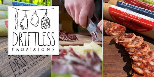Charcuterie And Wine Pairing With Driftless Provisions