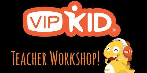 VIPKid Teacher Workshop