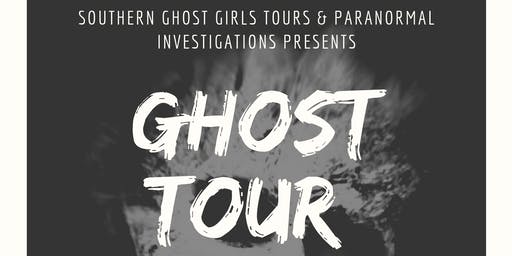 Ghost Tour at the Winery