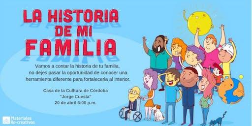 """Presentación del Libro """"La Historia de mi Familia"""" - Córdoba"""