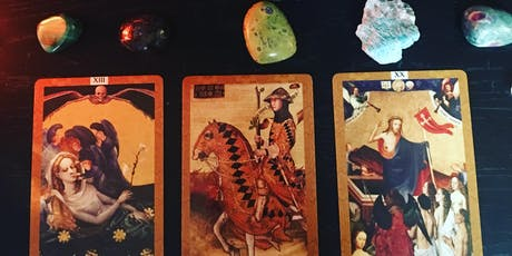 Intro to the Tarot tickets