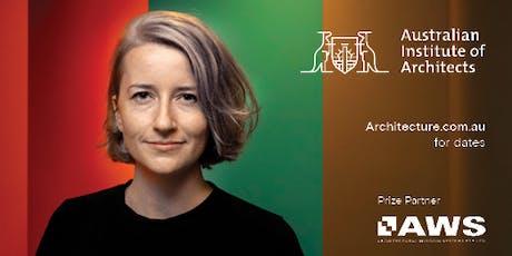 Emerging Architect Prize Tour 2019 - Monique Woodward  tickets