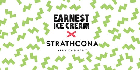 EARNEST ICE CREAM X STRATHCONA BEER PARTY tickets