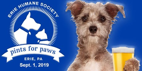 Pints for Paws 2019 tickets
