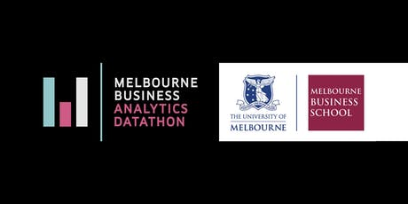 Melbourne Business Analytics Datathon 2019 tickets