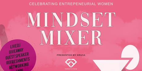 Women's Mindset Mixer 2019 tickets