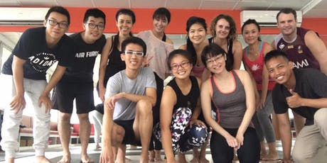 Pay What You Wish Yoga SG Class with Kim tickets