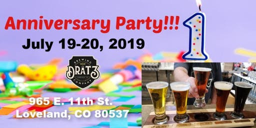 Anniversary Party!!!