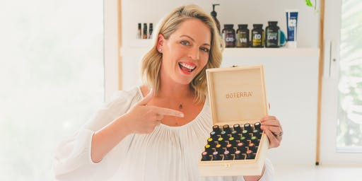 Wellness Workshop with Essential Oils