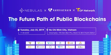 FUTURE PATH OF PUBLIC BLOCKCHAIN tickets