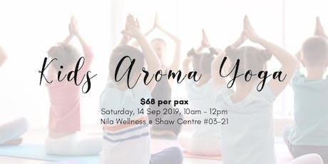 Kids Aroma Yoga tickets