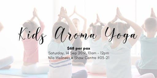 Kids Aroma Yoga
