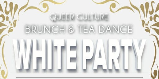 Queer Cultures 3rd Annual White Party Brunch