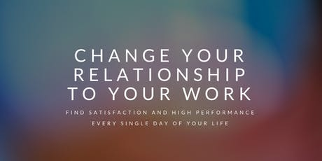 Change your relationship to your work tickets