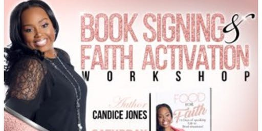 Book Signing & Faith Activation Workshop