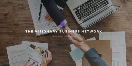 The Visionary Business Network - Queens Chapter tickets