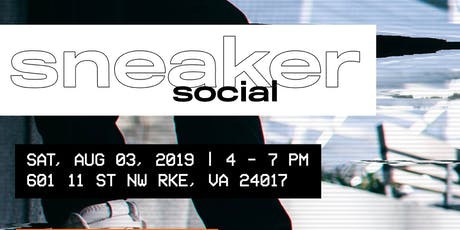 The Sneaker Social tickets