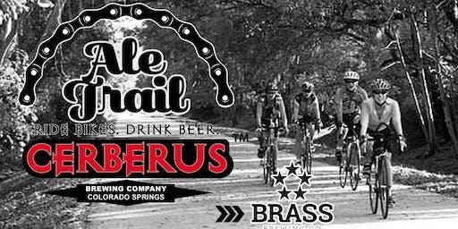 Cerberus Ale Trail to Brass Brewing