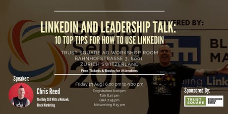 Learn All About LinkedIn and Social Selling from the world's most recommended LinkedIn entrepreneur and best selling author Tickets