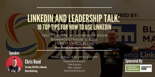 Learn All About LinkedIn and Social Selling from the world's most recommended LinkedIn entrepreneur and best selling author