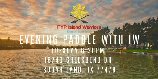 July 16 Practice with Island Warriors