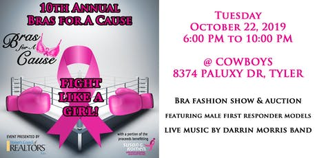 Bras For A Cause 2019 tickets