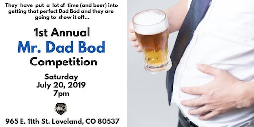 1st Annual Mr. Dad Bod Competition