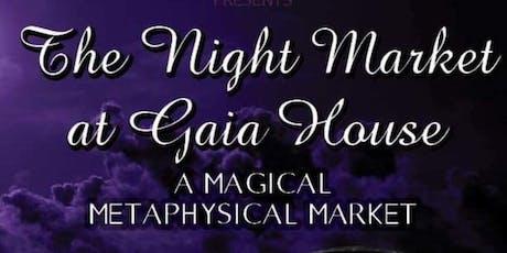 Night Market at Gaia House tickets