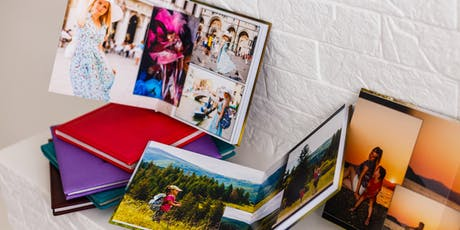 Create your own photobook  tickets