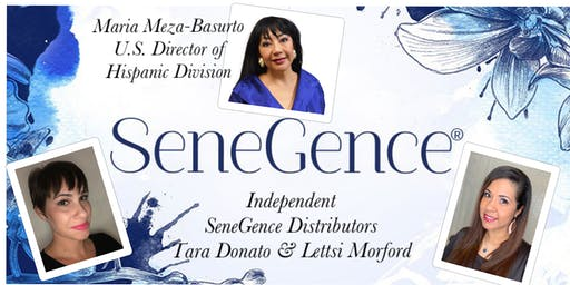 Let's Makeup! Williamsburg SeneGence Event