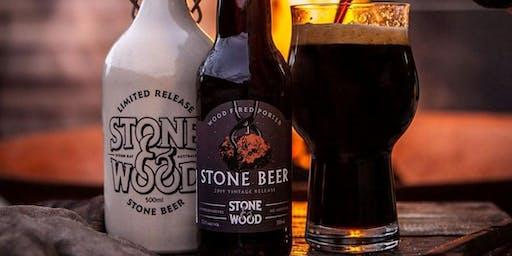 Stone & Wood Stone Beer Tasting Night!