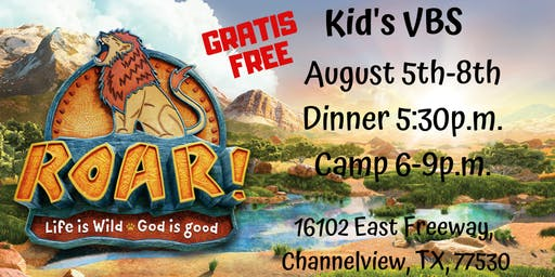ROAR: Vacation Bible School