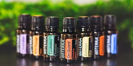Essential Oils - An Introduction to essential oils and Natural Living with Heidi Dulieu and Georgie Orchard tickets